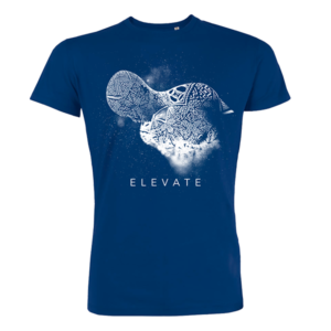Markee Ledge Elevate t-shirt blue